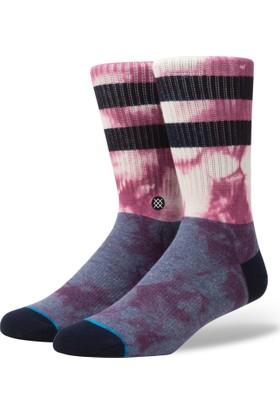 Stance Blue North Erkek Çorap