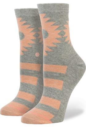 Stance Blue Anyaviolet Kadın Çorap