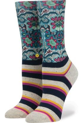 Stance Blue Bella Vida Tomboy Kadın Çorap