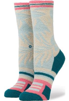 Stance Blue Makamae Kadın Çorap
