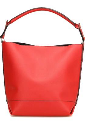 Polaris 81.960609.C Kırmızı Kadın Omuz Çantası