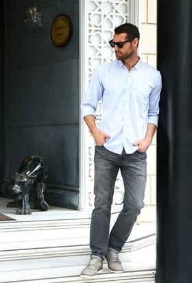 Levis 502 295070010 Jeans Erkek Kot Pantolon