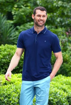Pierre Cardin Erkek Polo Yaka T-Shirt 50187370-Vr033