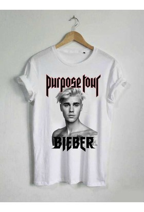 TakeTshirt Justin Bieber Purpose Tour Tişört
