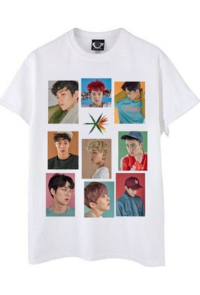 Take Exo Lucky One Tişört