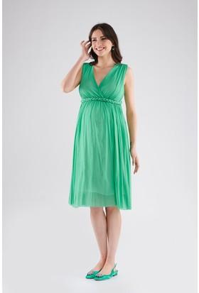 Lyn Devon Valentin Elbise Yeşil