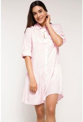 Defacto Gömlek Elbise