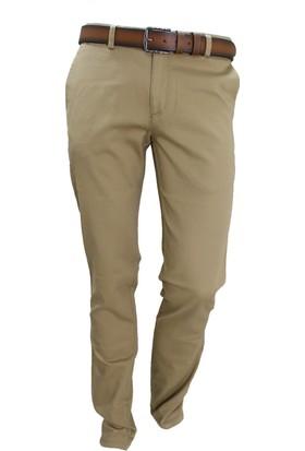 Arvedo Erkek Pantolon Pamuklu Slim Fit Camel 83121