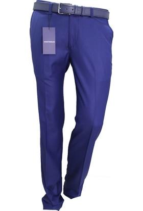 Arvedo Erkek Pantolon Parlament Puanlı Slim Fit 83123