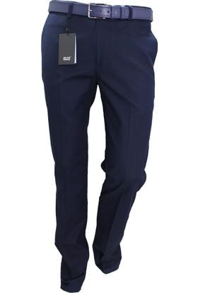 Arvedo Mr.Gün Erkek Pantolon Lacivert Pamuklu Regular Fit 83127