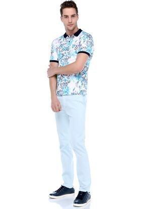 Philip Loren Mavi Yan Cep Pantolon Bc18B077R03