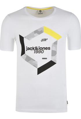 Jack & Jones Erkek T-Shirt 12135654