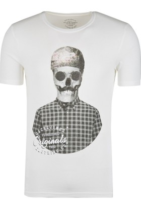 Jack & Jones Erkek T-Shirt 12138445