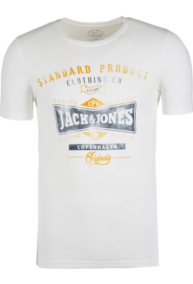 Jack & Jones Erkek T-Shirt 12138448