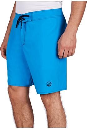 Lescon 18Y-1083 Mavi Erkek Deniz Şortu