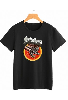 R&M Judas Priest 'Screaming For Vengeance' Erkek Tshirt