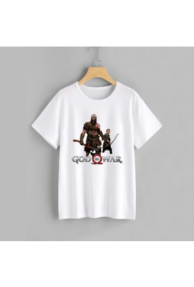 R&M God Of War Erkek Tshirt
