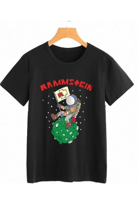 R&M Rammstein Erkek Tshirt