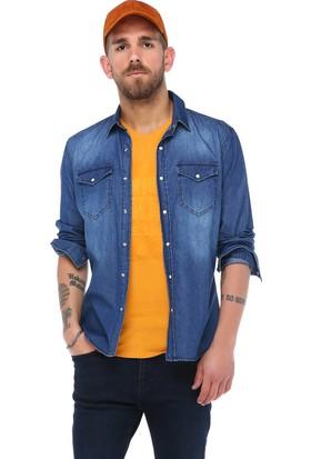 Yards Blue Denim Gömlek 17K4003