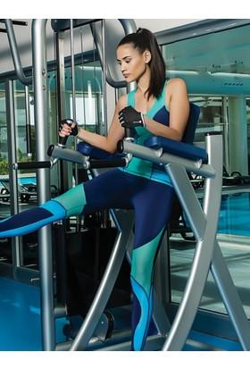 Gallipoli Kadın Sporcu Atlet Tayt Takım Gp 9294