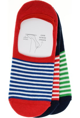 Pixter&Bro 3'lü Babet Çorap Set
