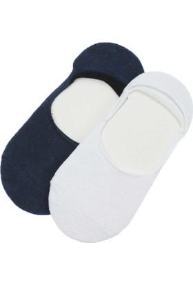 ModaKids Wonder Kids Erkek Çocuk 2 li Babet Çorabı 010-5880-012