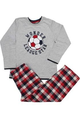 ModaKids Erkek Çocuk Pıjama Takım