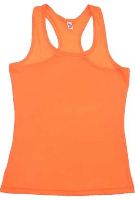 ModaKids Gümüş İç Giyim Kadın Oranj Sporcu Atlet 040-4030-005