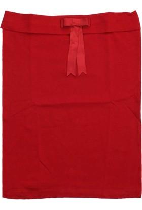 ModaKids Kadın Kırmızı Straplez Bady 040-4038-002