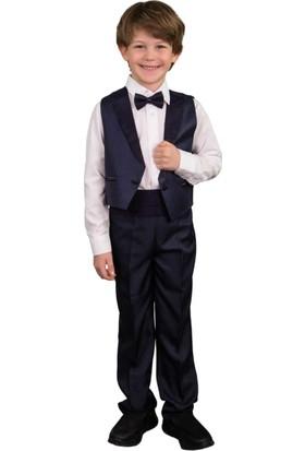 ModaKids Terry Kids Erkek Çocuk Smokin Takım Elbise 061-233437-012