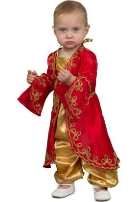 Modakids Kız Bebek Bindallı Set 048-180-002