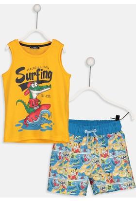 LC Waikiki Erkek Çocuk Yüzme Takım