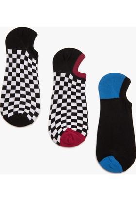 Koton Erkek Erkek 3'Lü Çorap