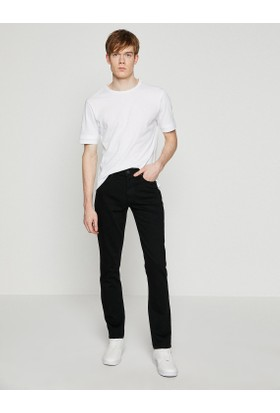 Koton Erkek Normal Bel Jean Pantolon
