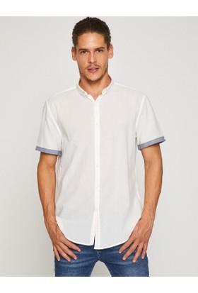 Koton Erkek Kısa Kollu Gömlek
