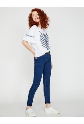 Koton Kadın Kate Jean Pantolon