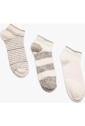 Koton Kadın 3'Lü Kadın Çorap