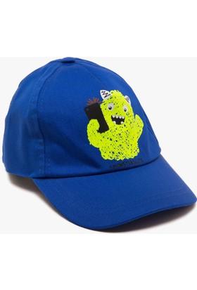 Koton Erkek Çocuk Yazılı Baskılı Şapka