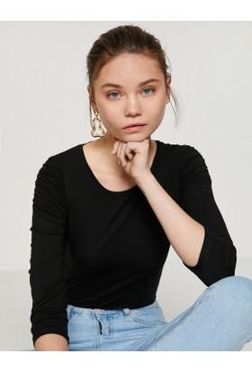 Koton Kadın Uzun Kollu Sweatshirt