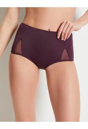 Koton Kadın Yüksek Bel Bikini Altı