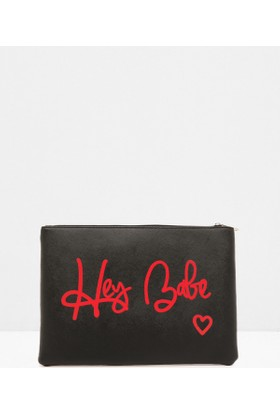 Koton Kadın Baskılı Hand Bag