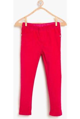 Koton Kız Çocuk Kadife Pantolon
