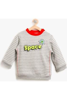Koton Erkek Çocuk Baskılı Sweatshirt