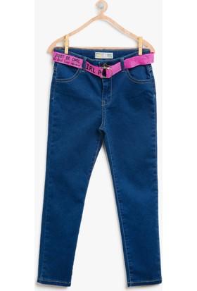 Koton Kız Çocuk Normal Bel Jean Pantolon