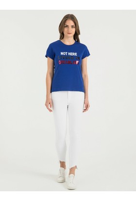 Loft 2016510 Bayan T-Shirt Sleeve