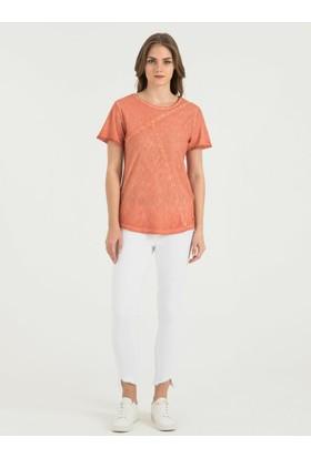 Loft 2016736 Bayan T-Shirt Sleeve