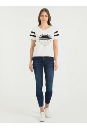 Loft 2017844 Bayan T-Shirt Sleeve