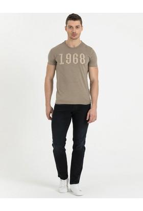 Loft 2016848 Erkek T-Shirt Sleeve