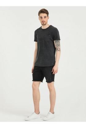 Loft 2017495 Erkek T-Shirt Sleeve