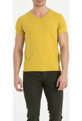 Loft 2015868 Erkek T-Shirt Sleeve